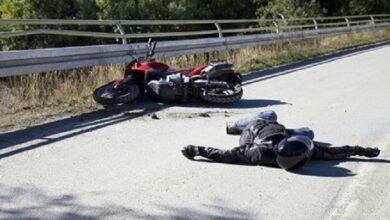Photo of कन्टेनरले मोटरसाइकललाई ठक्कर दिँदा एक जनाको मृत्यु
