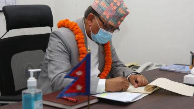 Photo of उपप्रधानमन्त्री पोखरेलको बहाली