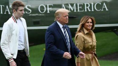 Photo of अमेरिकी राष्ट्रपति ट्रम्पका कान्छा छोरा ब्यारोनलाई पनि कोरोना