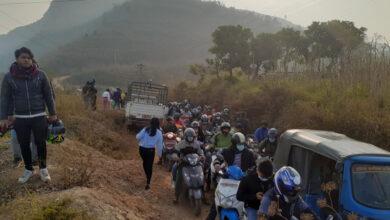 Photo of मानहुँकोटमा एकैदिन १० हजार पर्यटक !