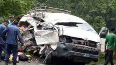 Photo of एकाबिहानै माइक्रो दुर्घटना : एकको मृत्यु, पाँच घाइते