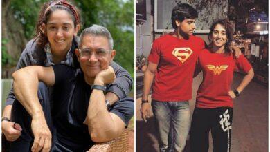 Photo of बाबु आमिरका जिम ट्रेनर नुपरसँग प्रेममा छिन् छोरी इरा खान