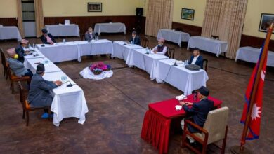 Photo of नेकपा सचिवालय : मङ्सिर ३ गते पुनः बस्ने