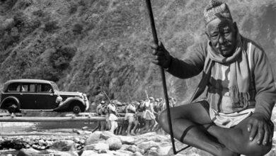 Photo of भीमफेदीदेखि काठमाडौंसम्म गाडी बोक्ने 'जिउँदो इतिहास हिराबहादुर घलानकाे मृत्यु