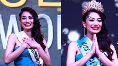 Photo of मिस नेपाल वल्ड २०२० विजेता बनिन् नम्रता श्रेष्ठ (फोटो फिचर)