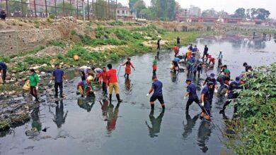 Photo of वाग्मती सफाइ महाअभियानको ४००औँ हप्ता साना–साना समूहमा गरिने