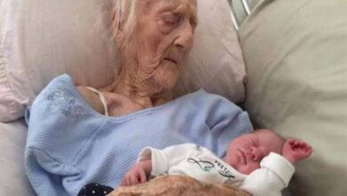 Photo of १०१ वर्षकी हजुरआमाले दिइन् स्वस्थ बच्चाको जन्म