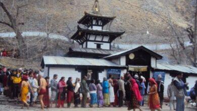 Photo of २१ गतेदेखि मुक्तिनाथ मन्दिर खुल्दै