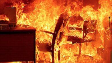 Photo of सुर्खेतको सिस्नेरीमा आगलागी, नौ घर नष्ट