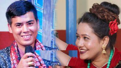 Photo of परदेशी लोकप्रिय गायक सुर्य खड्का र आशा बिसीले आवाज दिएको नया गीत गिलास र कचौरा टिकटकमा भाइरल