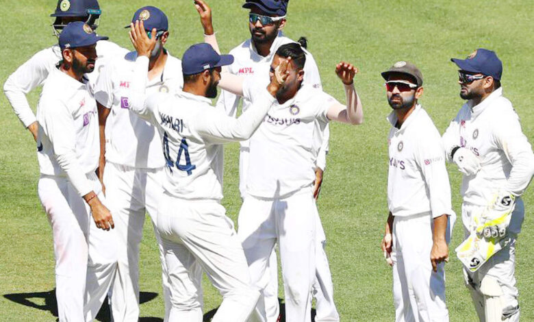 Photo of भारत–अस्ट्रेलिया टेस्ट क्रिकेटः भारतको रोमाञ्चक जित
