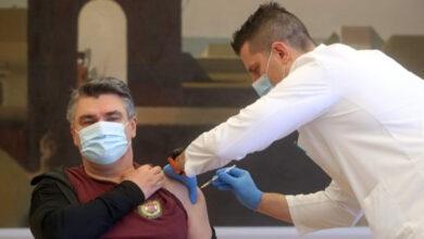 Photo of क्रोएसियाका राष्ट्रपति र मन्त्रीपरिषद्का सदस्यलाई कोरोनाको खोप