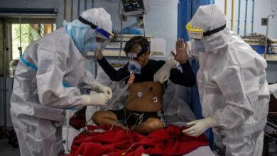Photo of भारतमा कोरोना भाइरस सङ्क्रमितको सङ्ख्या करिब एक करोड चार लाख