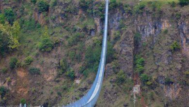 Photo of बागलुङ-पर्वत जोड्ने देशकै लामो झोलुङ्गे पुलको नामकरण गर्नेलाई २५ हजार नगद पुरस्कार