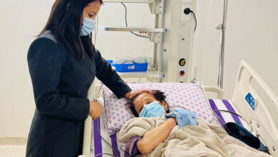 Photo of पत्नी सीताको उपचारका लागि आज भारत जाँदै प्रचण्ड