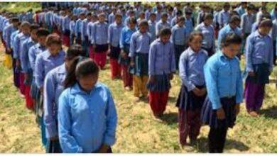 Photo of भाइरल ज्वरोले विद्यार्थी बिरामी पर्न थालेपछि विद्यालय बन्द