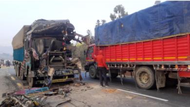Photo of धादिङ्गमा ट्रक दुर्घटना हुँदा २ जनाको मृत्यु, घाइते एकको अवस्था गम्भिर