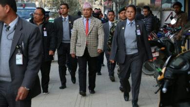 Photo of बाहिर जान उपराष्ट्रपतिलाई बन्देज !