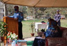 Photo of हरेक प्रहरी कर्मचारी रोलमोडेल बन्नु पर्छ- प्रहरी महानिरीक्षक क्षेत्री