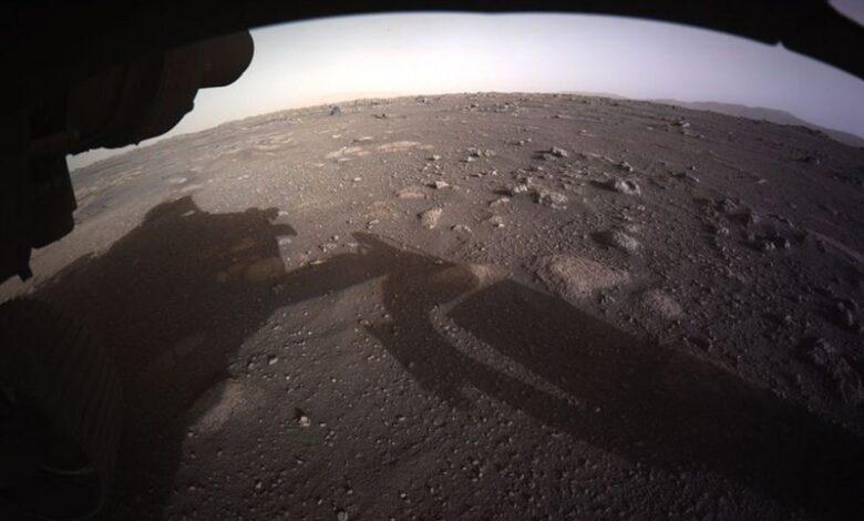 Photo of मङ्गल ग्रह : नासाको पर्सिभिअरन्स रोभरले पठाएका मनमोहक तस्बिरहरू
