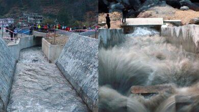 Photo of वैशाख ५ गतेदेखि मेलम्चीको पानी दैनिक १७ करोड लिटर झारिने