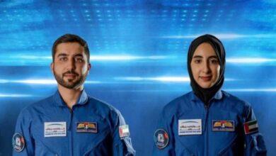 Photo of युएईबाट अन्तरिक्षमा पठाइने दुई यात्रीको नाम घोषणा