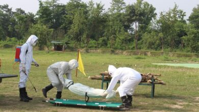 Photo of नेपालमा गएको २४ घन्टामा तीन हजार ३८३ मा कोरोना पुष्टि, २४ जनाको निधन