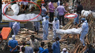 Photo of भारतमा एकै दिन ४६ हजार सङ्क्रमित थपिए, ८१७ जनाको मृ त्यु