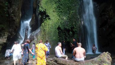 Photo of पर्यटकीय गन्तव्य बन्दै सिन्ती झरना