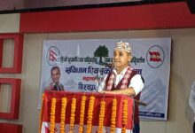 Photo of राजनीतिमा परिवर्तनका लागि मेरो उम्मेदवारी : विश्वप्रकाश शर्मा