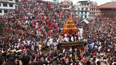 Photo of आज इन्द्रजात्रा , वर्षा र सहकालका देवता देवराज इन्द्रको पूजा–आराधना गरी मनाइँदै