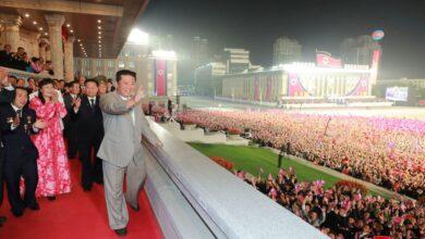Photo of नयाँ 'लुक्स'मा देखिए कोरियाली नेता किम